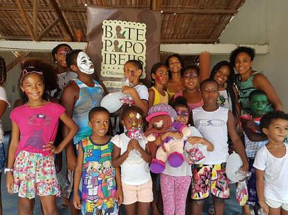 Bate-Papo Ibejis: Oficinas Criativas
