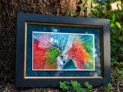 Seasonal Exchange: Orginal Artwork