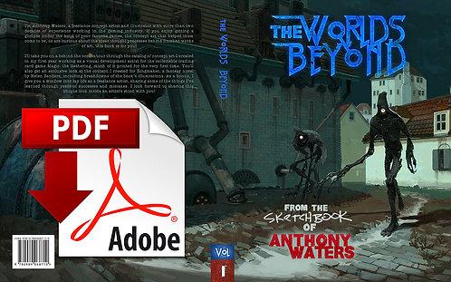 DIGITAL EDITION: The Worlds Beyond:Volume One
