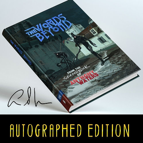 AUTOGRAPHED EDITION: The Worlds Beyond:Volume One
