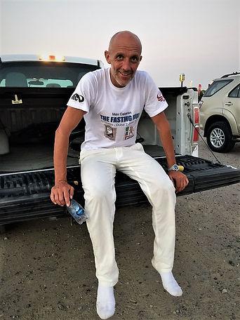 Max Calderan The Fasting Run