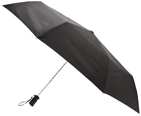Totes Isotoner Sport Golf Size Auto Open/Close Folding Umbrella