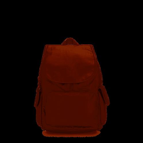 Kipling City Pack Backpack - Metallic