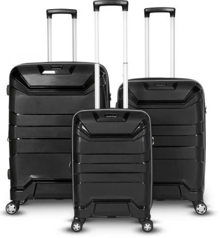 Gabbiano Casey Collection Luggage Expandable Spinner