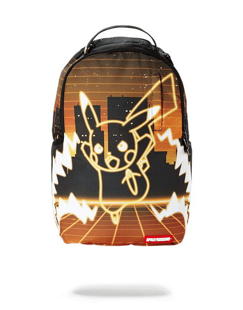Sprayground Pokemon Pikachu Neon Backpack