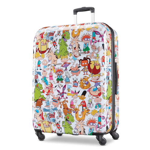"American Tourister Nickelodeon 90's Mash Up 28"" Spinner"