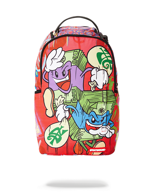 Sprayground Money Stacks on the Run Backpack