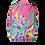 Thumbnail: Sprayground Money Pink Camo Drip Backpack
