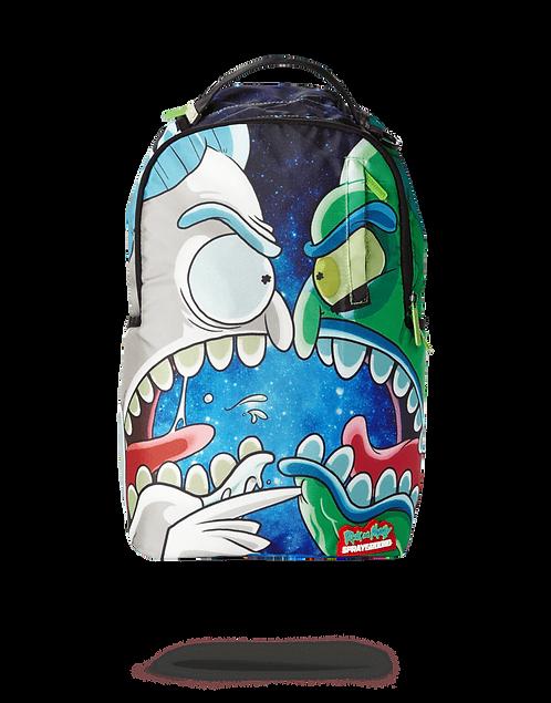Sprayground Rick & Morty Vs Zeep Backpack