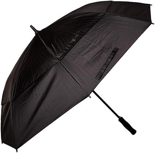 Totessport Auto Open Golf Stick Vented Canopy Umbrella