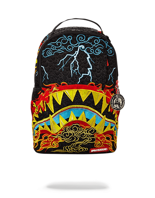 Sprayground Dragon Shark Nightmare Backpack