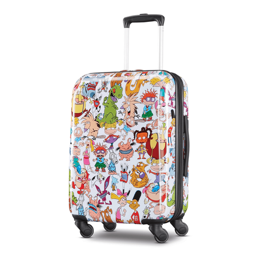 "American Tourister Nickelodeon 90's Mash Up 21"" Spinner"
