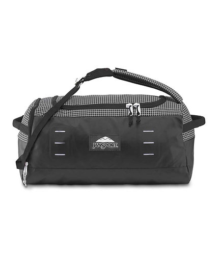 JanSport Good Vibes Gear Hauler 45L Convertible Duffel Bag