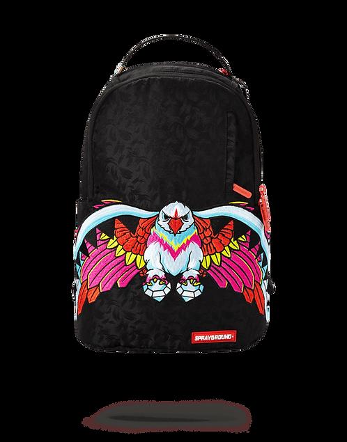 Sprayground Take Off (Bird Shark) Backpack