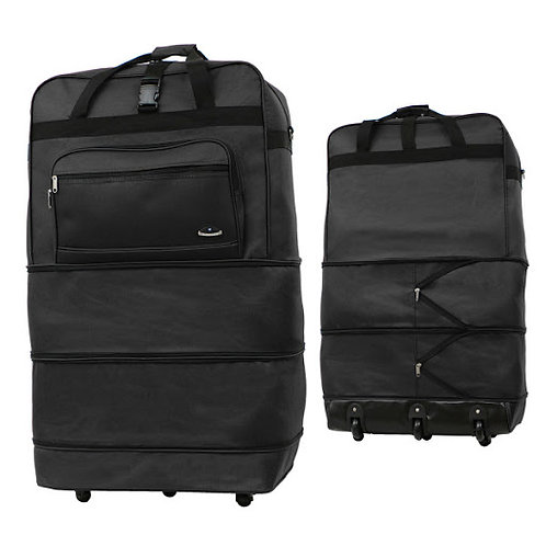 Gabbiano 8 Wheel Collapsible Expandable Bag