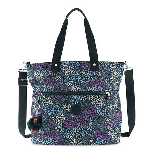 "Kipling Lizzie Printed 15"" Laptop Tote Bag"