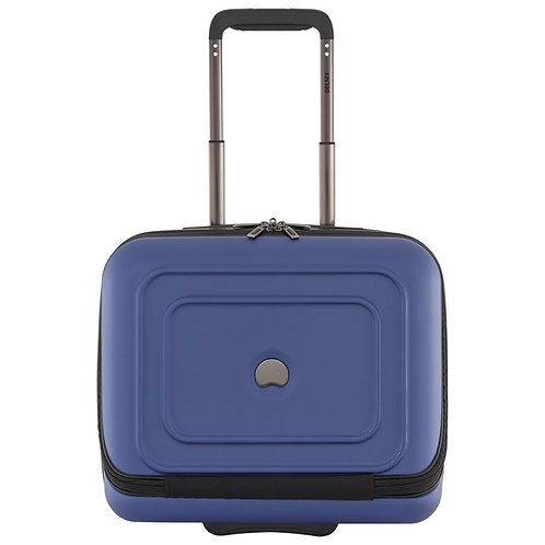Delsey Cruise Lite Hardside 2-Wheel Under-Seater Luggage