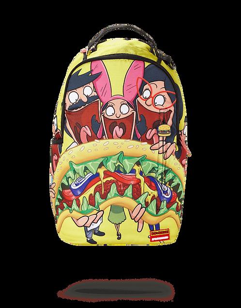 Sprayground Bobs Burgers Shark Backpack