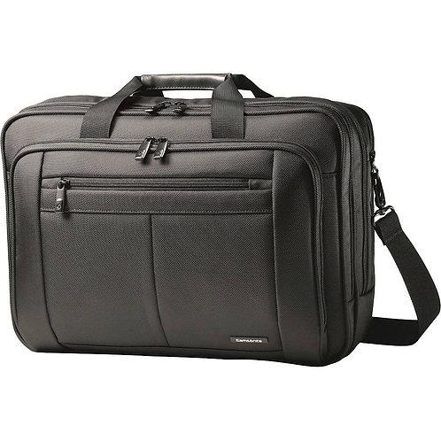 "Samsonite Classic Business Laptop Bag 3 Gusset Case - 17"""
