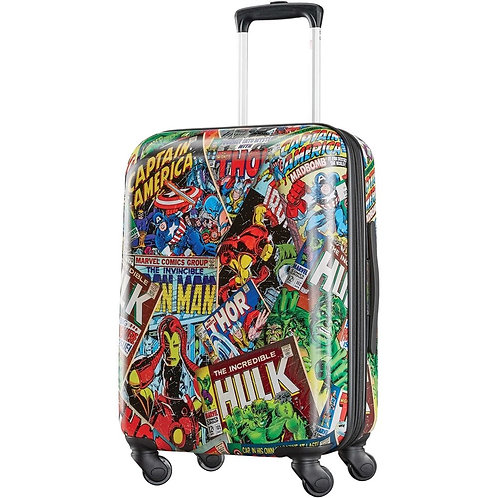 "American Tourister Marvel Comics 21"" Spinner"