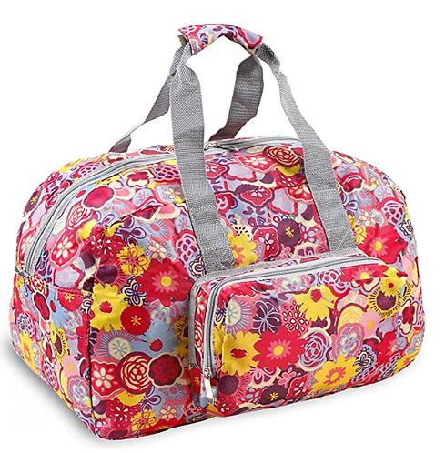 J World Buena Folding Duffel Bag
