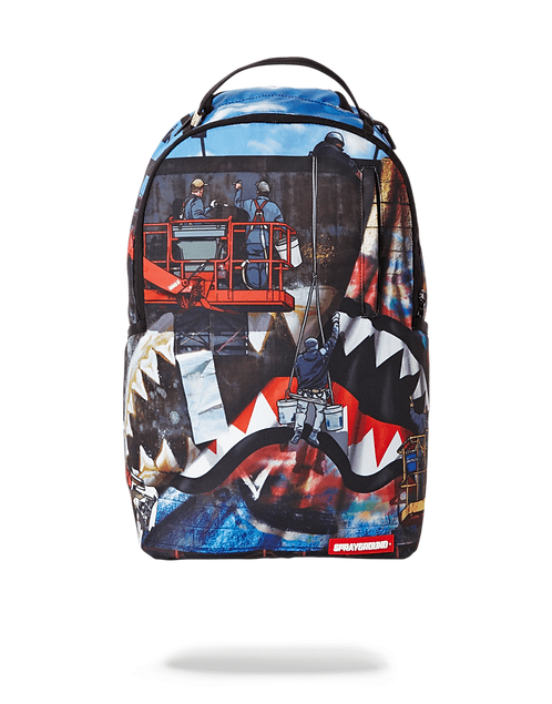 Sprayground Exposed Shark Backpack