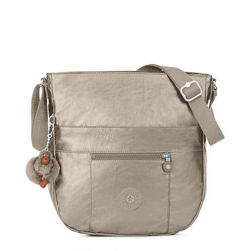 Kipling Bailey Metallic Handbag
