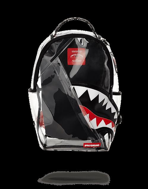Sprayground Angled 20/20 Vision Shark Backpack