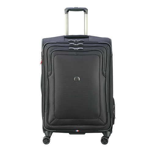 """Delsey Cruise Soft 25""""Exp. Spinner Suiter Trolley"""
