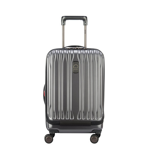 "Delsey Chromium Lite 21"" Expandable Upright Spinner"