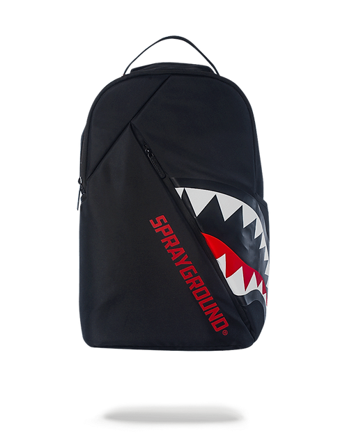 Sprayground Angled Ghost Shark Backpack