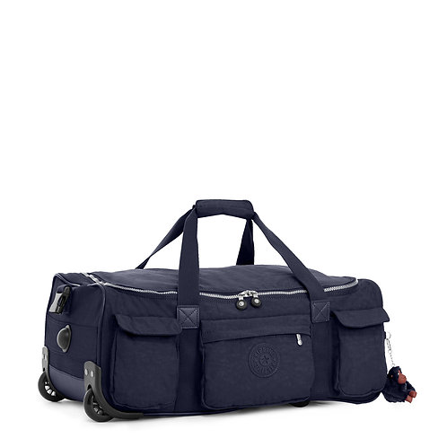 Kipling Discover Small Carry-On Rolling Luggage Duffel