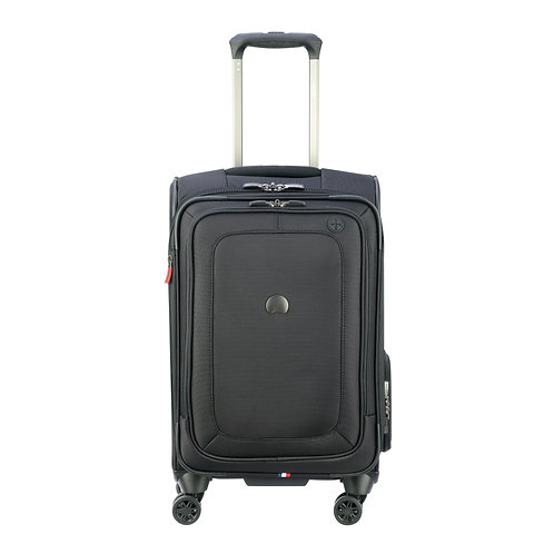 Delsey Cruise Soft  Carry-On Exp. Spinner Suiter Trolley