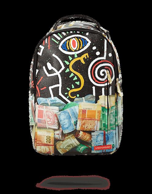 Sprayground Mandela Rolls Backpack