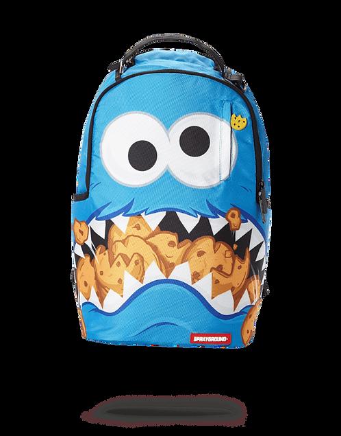 Sprayground Cookie Monster Backpack