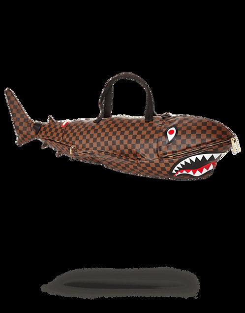 Sprayground A Shark In Paris Duffel Bag