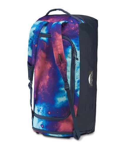 JanSport Good Vibes Gear Hauler 56L Convertible Duffel Bag