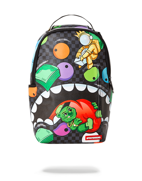 Sprayground House of Madness Backpack