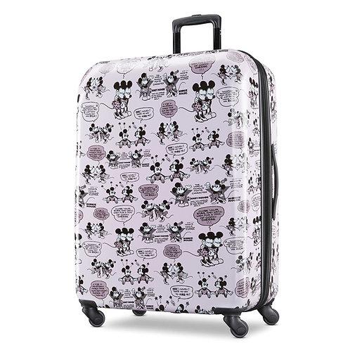 "American Tourister Disney Mickey & Minnie Romance 28"" Spinner"