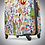 "Thumbnail: American Tourister Nickelodeon 90's Mash Up 21"" Spinner"