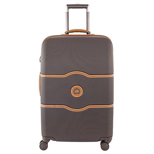 "Delsey Chatelet Hard + 24"" Spinner Luggage"