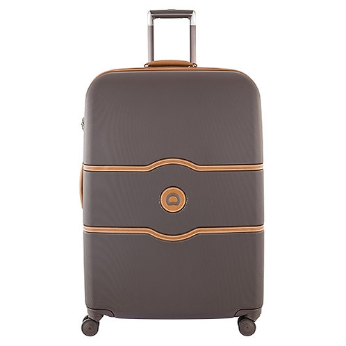 "Delsey Chatelet Hard + 28"" Spinner Luggage"