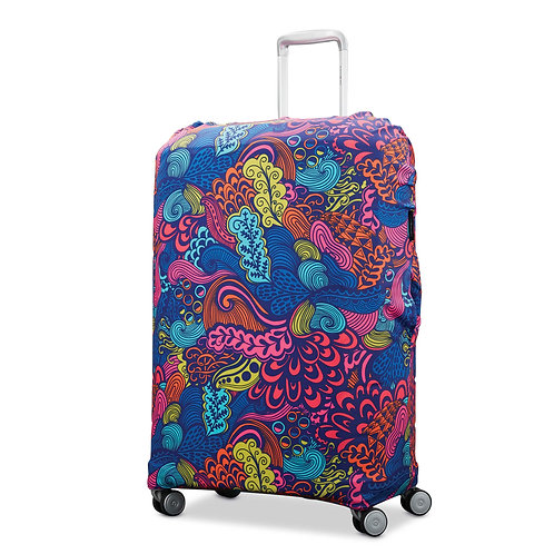Samsonite Printed Luggage Cover - XL