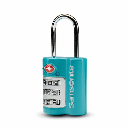 Samsonite 3 Dial Combination Lock