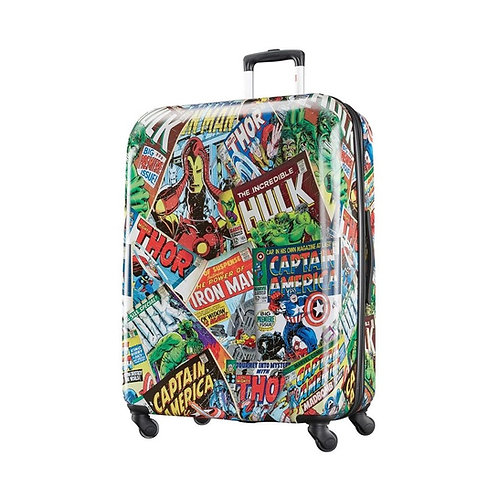 "American Tourister Marvel Comics 28"" Spinner"