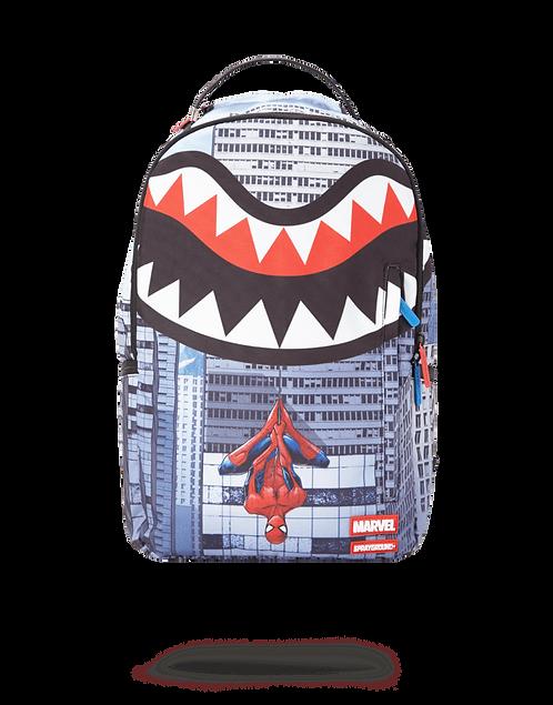 Sprayground Spiderman Upside Down Backpack