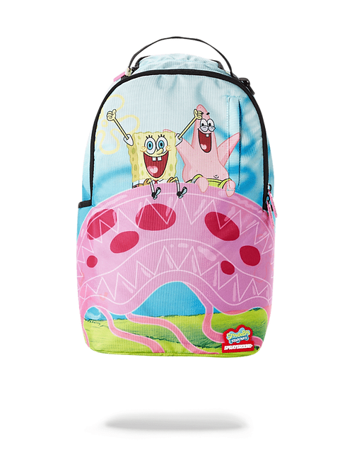 Sprayground Spongebob Jelly Shark Backpack