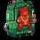 Thumbnail: Sprayground Diablo Bear Returns Backpack