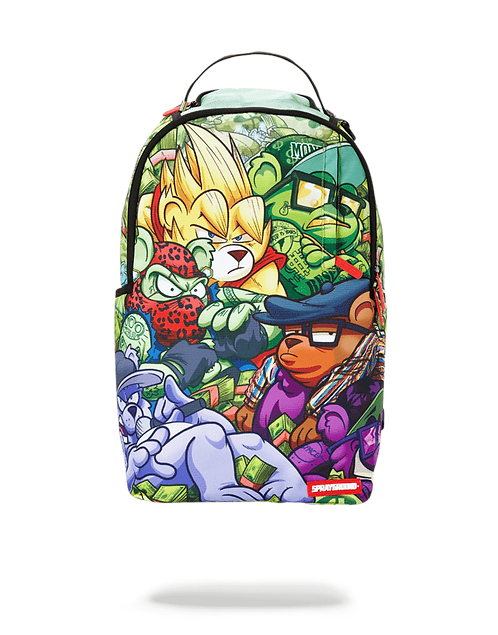Sprayground Stashed OG Bears Backpack