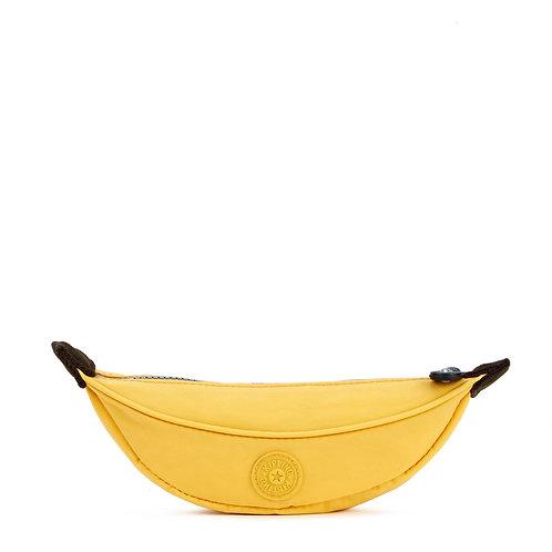 Kipling Banana Pencil Case